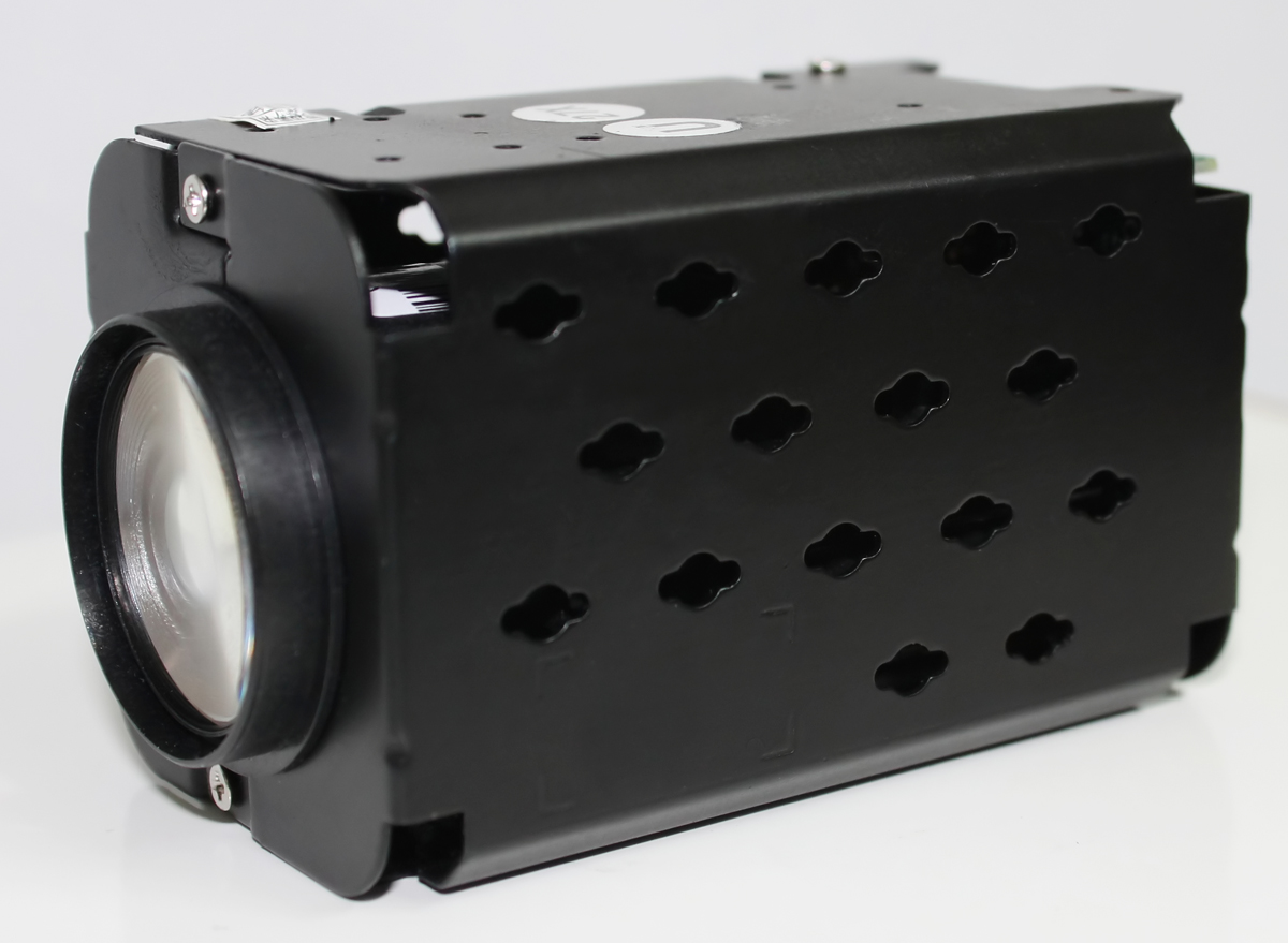 Dual Filter 1/4 SONY EFFIO CCD Support High Speed Camera