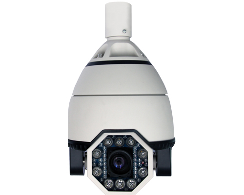 IR Outdoor IP High Speed Dome Camera