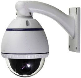 PTZ Indoor Dome Camera + Chinese Camera